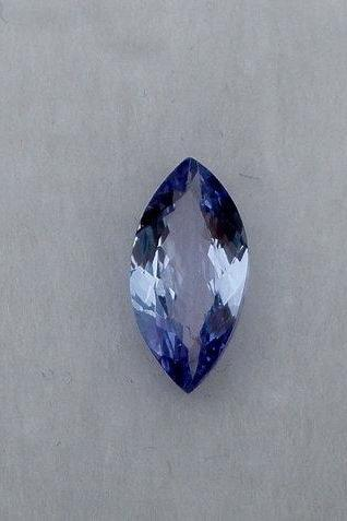 Natural Tanzanite 4.5x9mm 5 Pieces Lot Faceted Cut Marquise Top Quality AA Color - Loose Gemstone