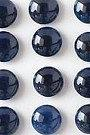 Natural Blue Sapphire 9mm 10 Pieces Lot Cabochon Round Blue Color Top Quality Loose Gemstone